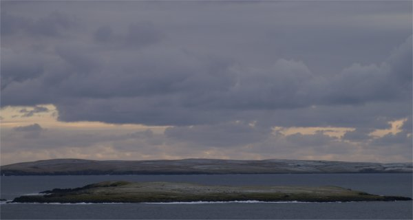 Haaf Gruney from Unst
