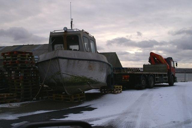 Boat at Ramnageo