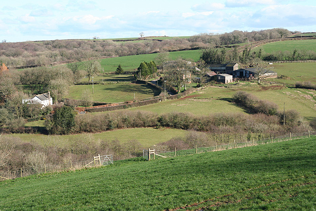 Meshaw: towards Parsonage Farm