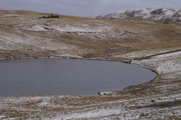 Loch of Snarravoe
