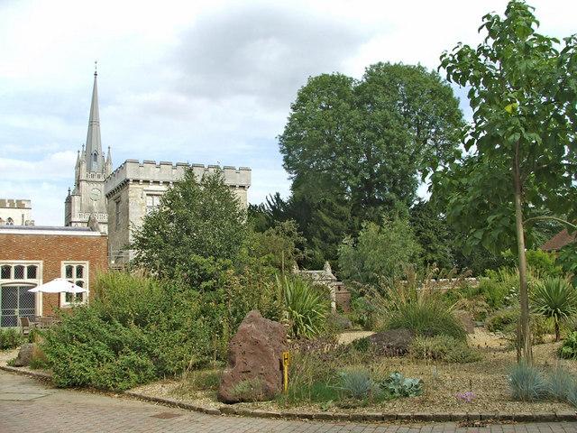 Dry Weather Garden, Ashridge