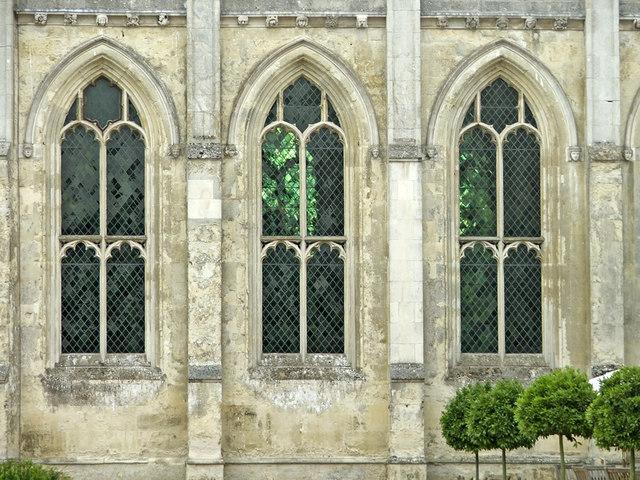 Chapel Windows, Ashridge, Hertfordshire