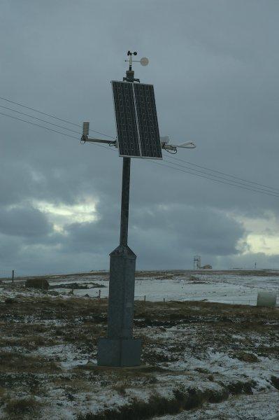 Automatic Weatherstation