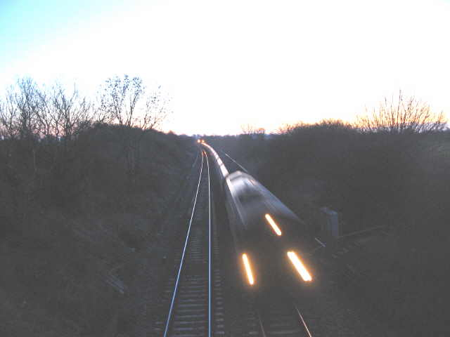Morning freight