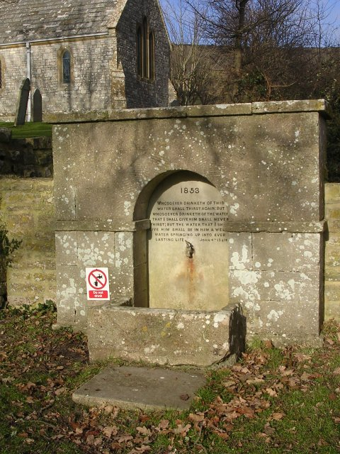 Water Fountain, Tyneham