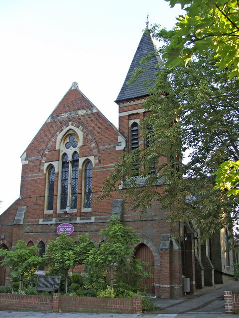 United Reformed Church, Compton Road, Winchmore Hill, N21