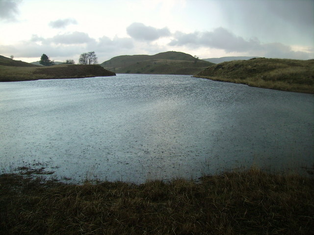 Reservoir at Plain Riggs