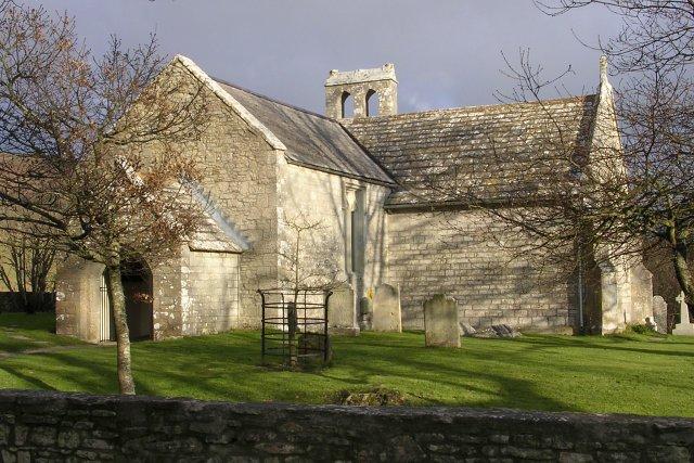 St Mary's Church, Tyneham