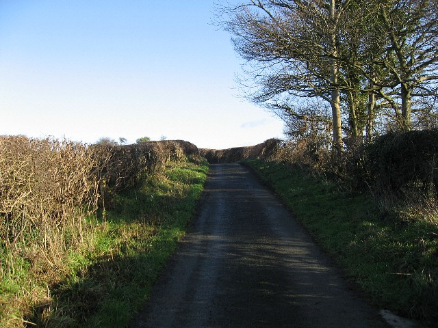 The Road To Llangyniew