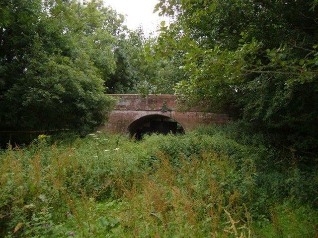 Meretown Canal Bridge