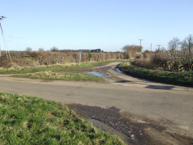 North Leigh Lane