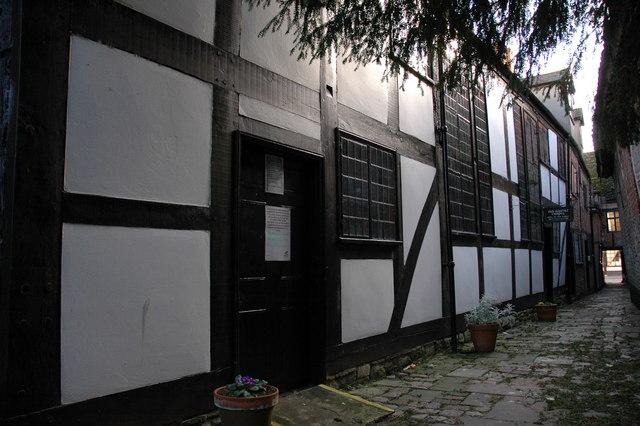 The Old Baptist Chapel, Tewkesbury