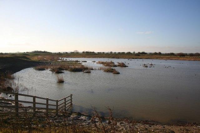 Fiskerton Fen wetlands