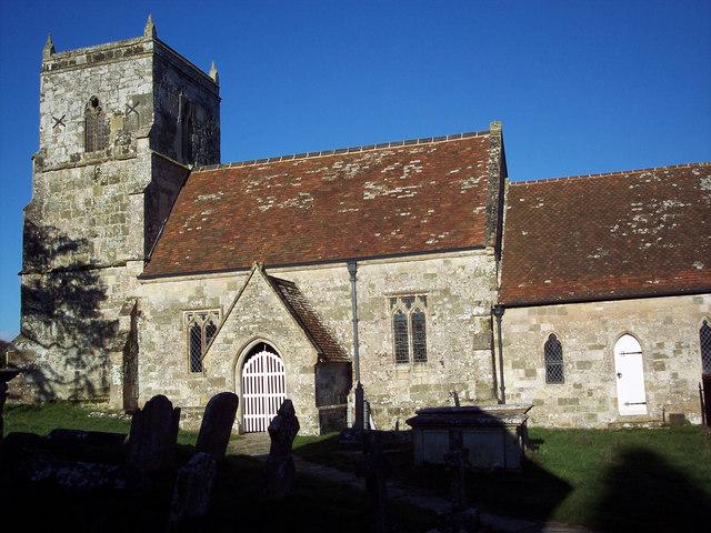 All Saints Church, Sutton Mandeville