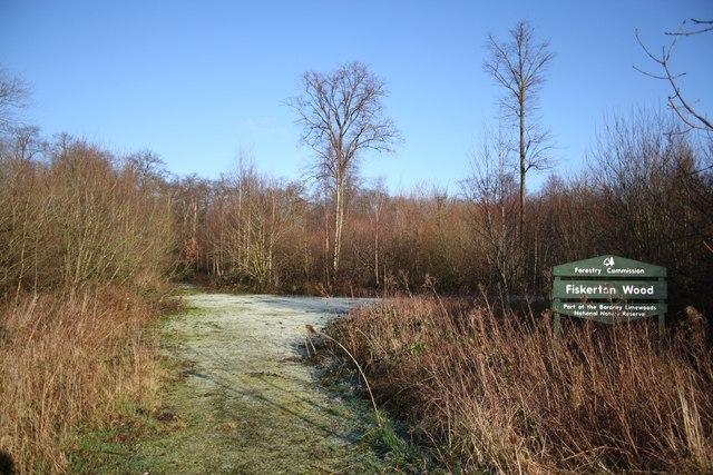 Fiskerton Wood