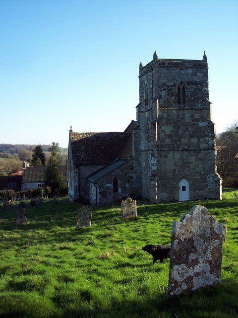 All Saints Church Tower