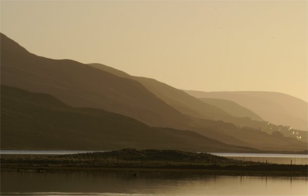 Holm of Setter, Loch of Tingwall