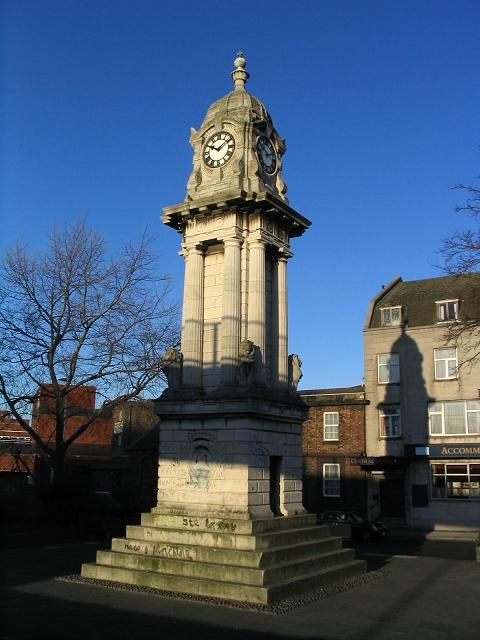 Memorial to King Edward VII, Birkenhead