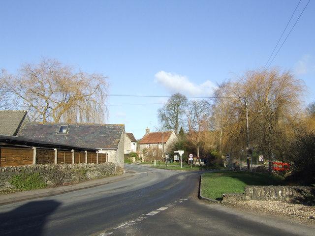 Crawley village