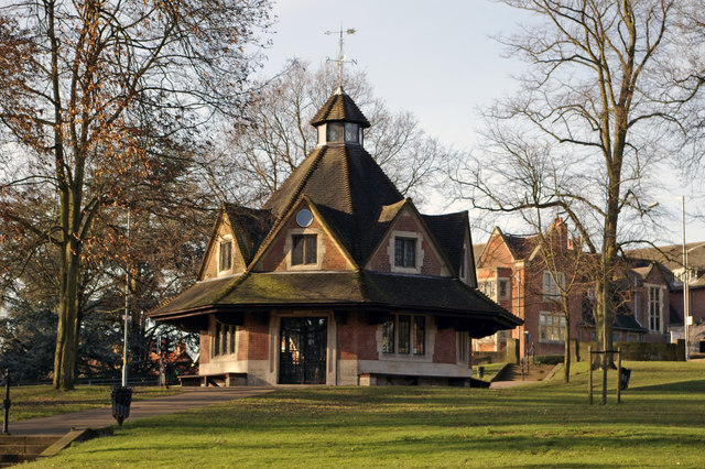 The Rest House, Bournville Village Green