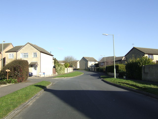 Another Witney housing estate