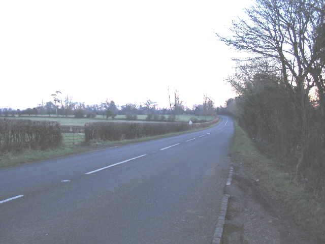 Approaching Doughton