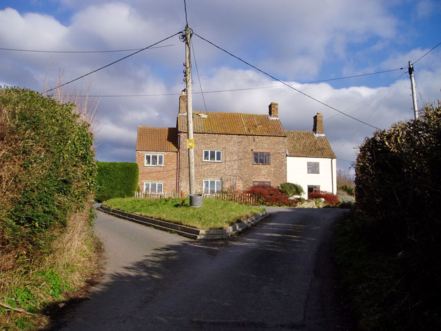 House at Cress Green
