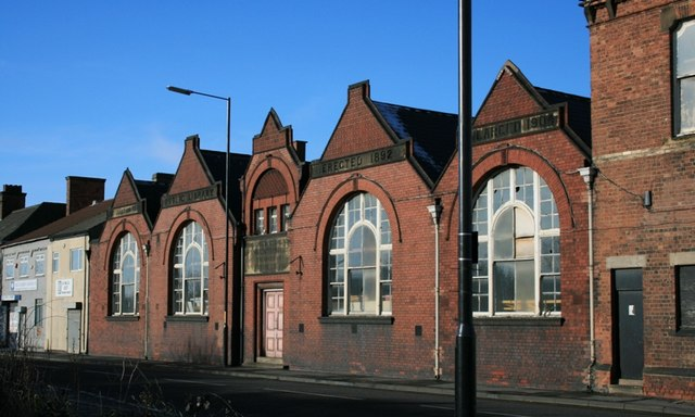 Disused Library