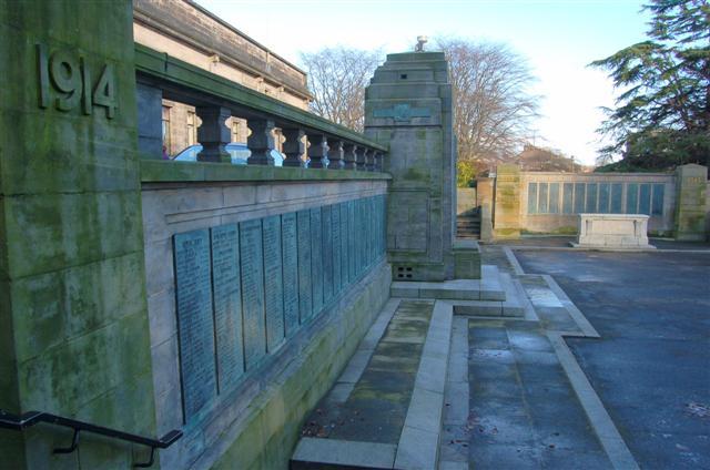 Kirkcaldy War Memorial