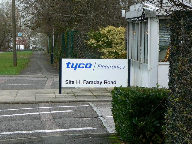 Tyco Electronics, Site H, Dorcan, Swindon