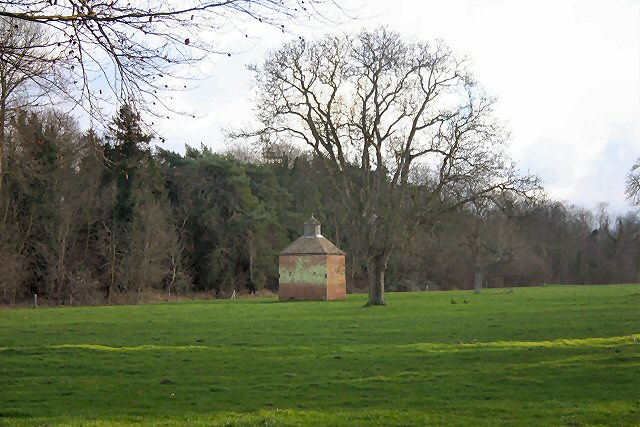 Grounds of Fordham Abbey