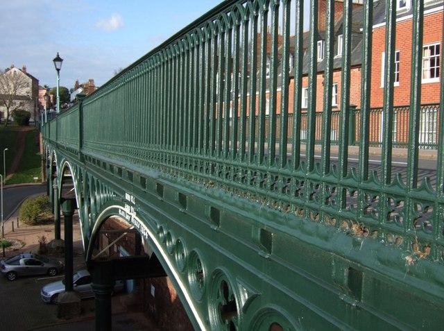 Iron Bridge, Exeter