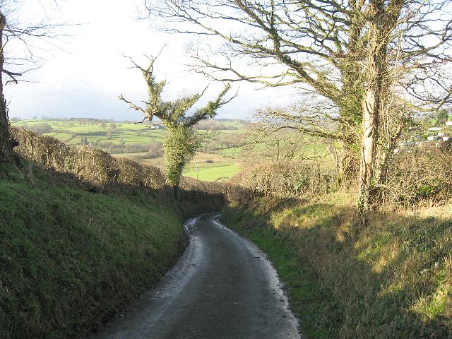 Downhill To Dolanog