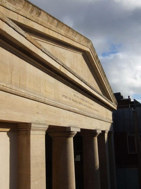 Higher Market building, Exeter