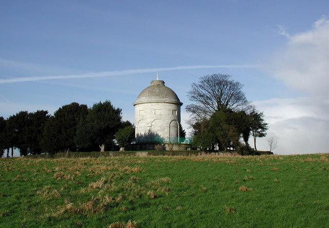 The Constable Mausoleum, Halsham