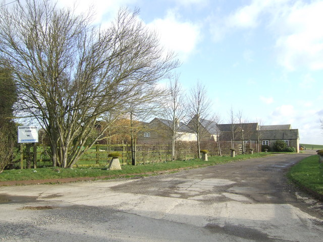 Bampton Heath Farm