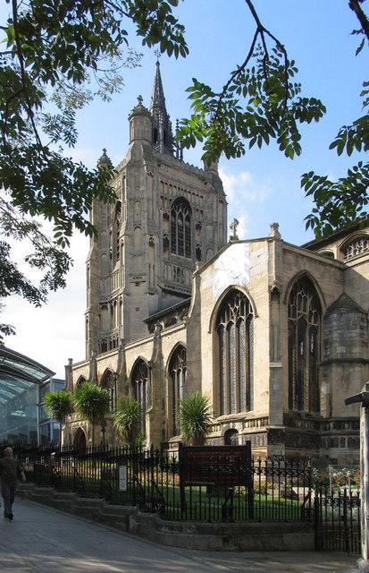 St Peter Mancroft, Norwich