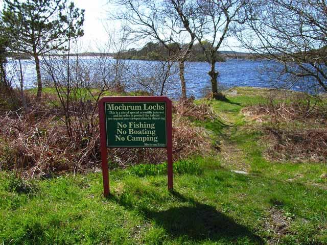 Round Island, Mochrum Loch