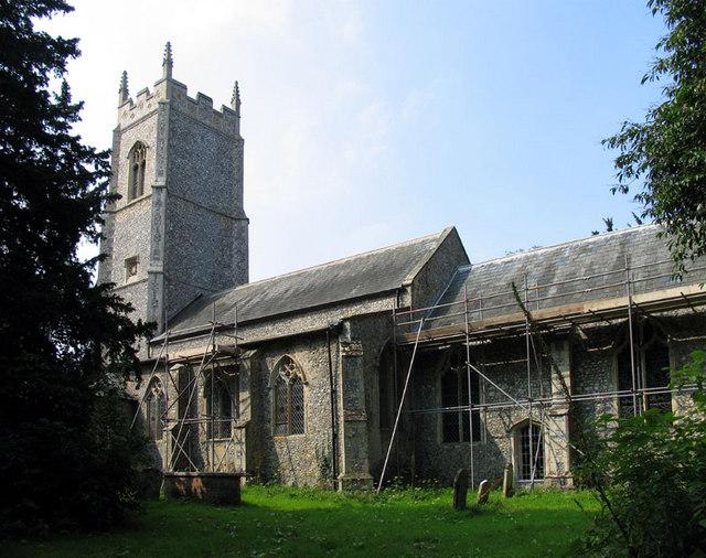St Botolph, Westwick, Norfolk