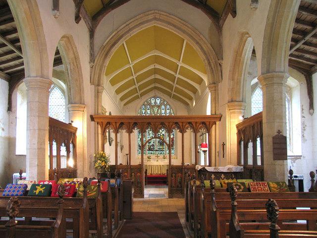 St Botolph, Westwick, Norfolk - East end