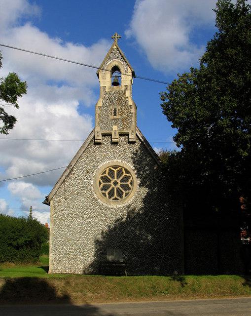 St Helen & All Saints, West Beckham, Norfolk