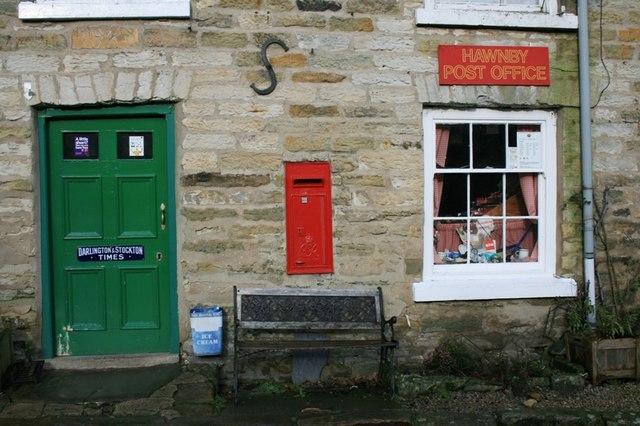 Post Box, Hawnby