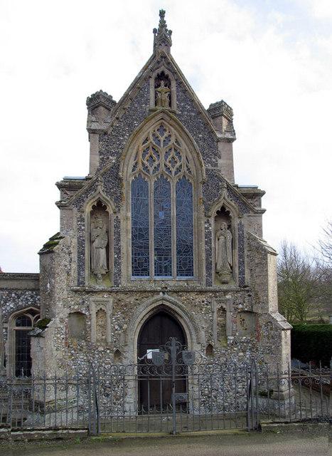 Slipper Chapel, Houghton St Giles, Norfolk