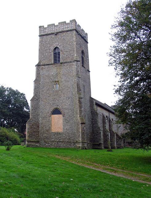 St Mary, Kelling, Norfolk