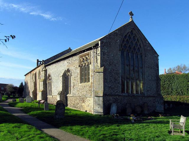 All Saints, Briston, Norfolk
