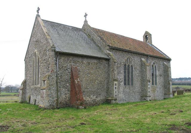 All Saints, North Barsham, Norfolk