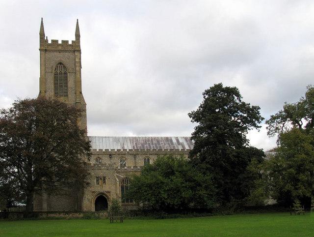 St Peter & St Paul, Salle, Norfolk