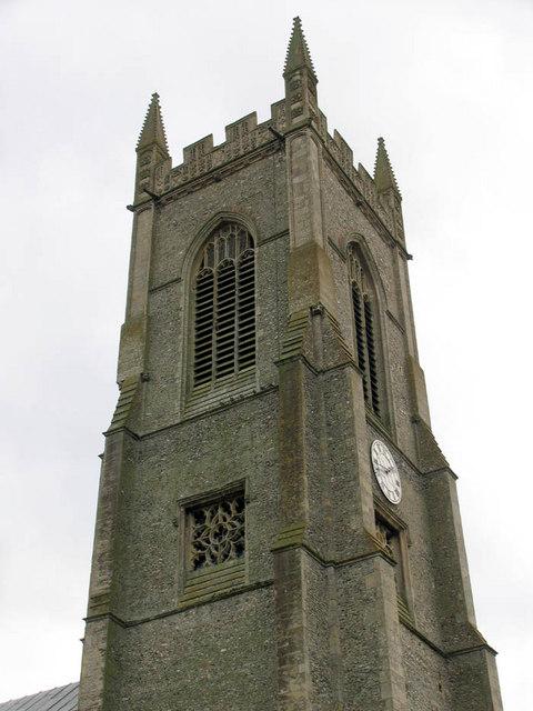 St Peter & St Paul, Salle, Norfolk - Tower