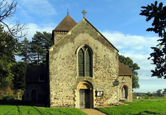 St Peter, Melton Constable, Norfolk - West elevation