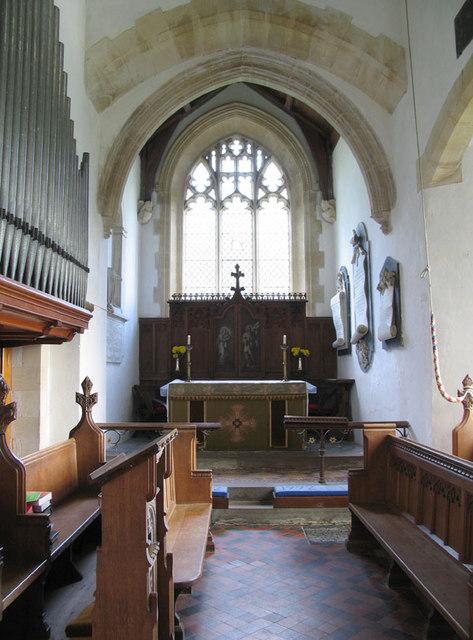 St Peter, Melton Constable, Norfolk - Chancel